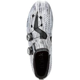 Fizik Infinito R1 Knit Racing Bike Shoes grey knitted/black